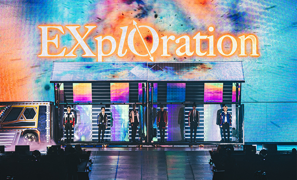 EXO, EXplOration Concert Singapore