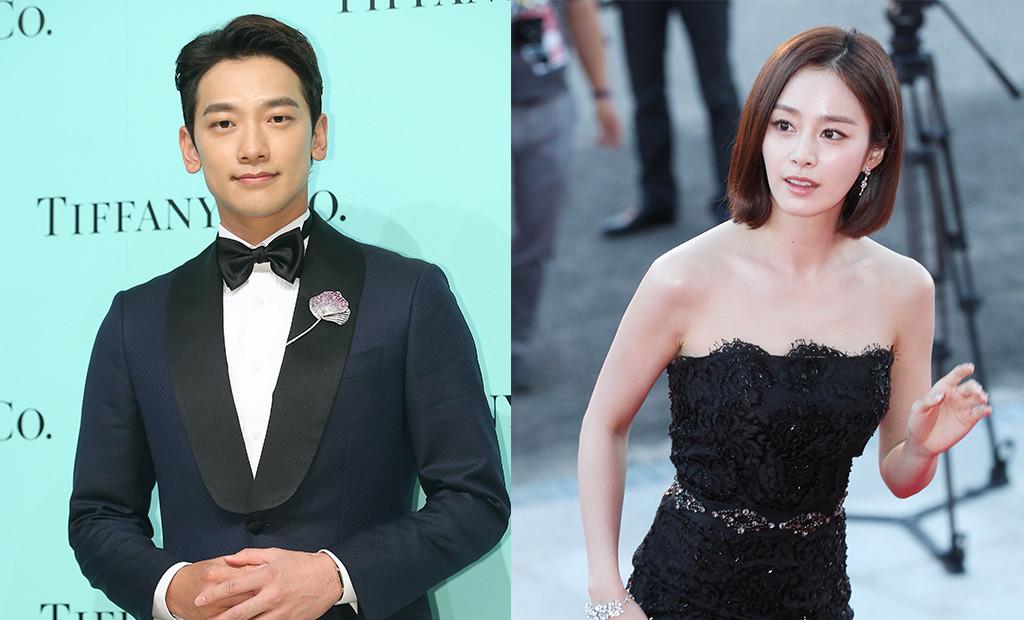 Celebrity Couple Kim Tae-Hee and Rain Announce The Birth ...