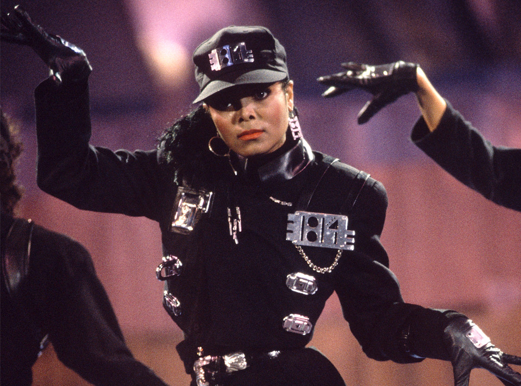 Janet Jackson, Rhythm Nation, 1989