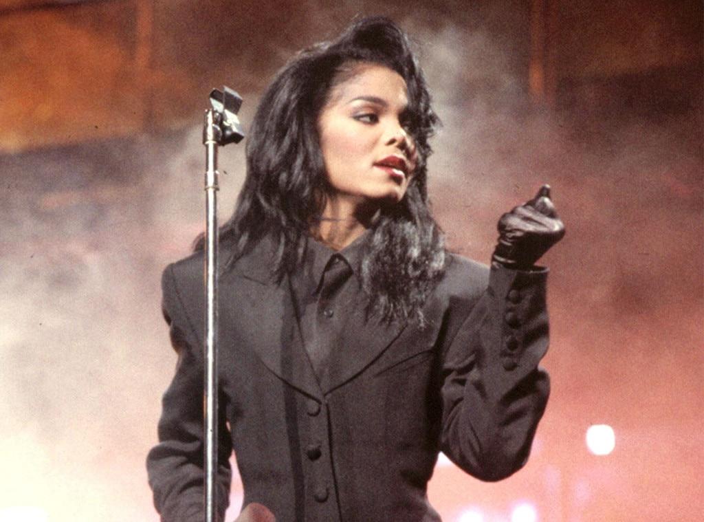 Janet Jackson, 1990