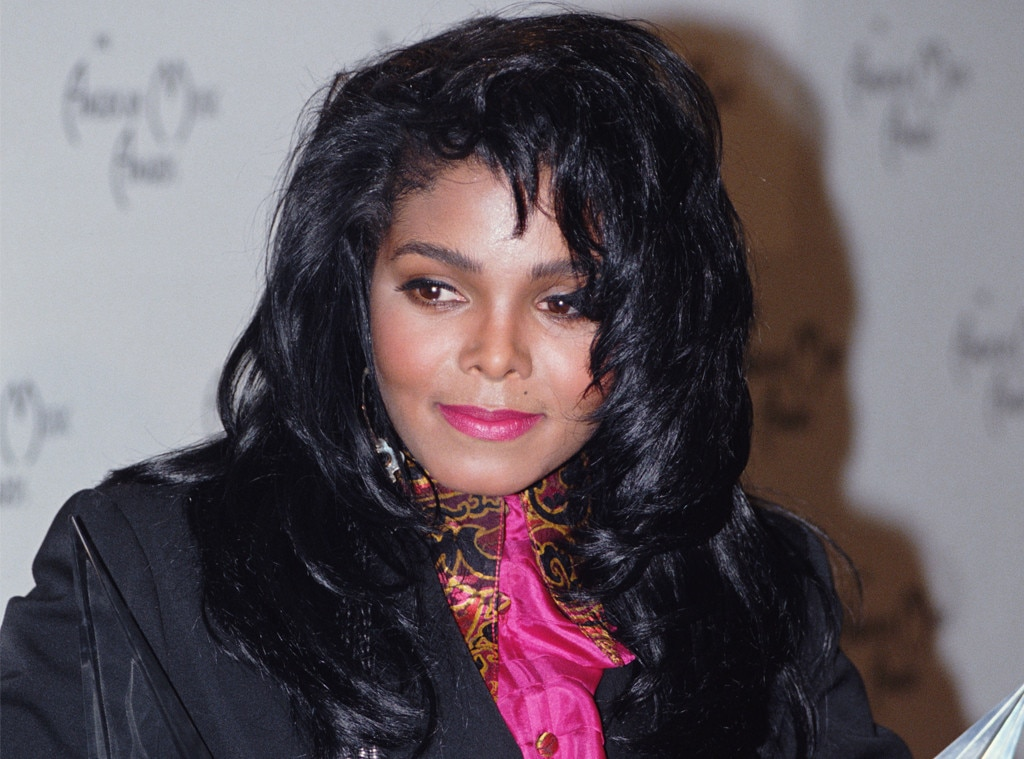 Janet Jackson, 1990 American Music Awards
