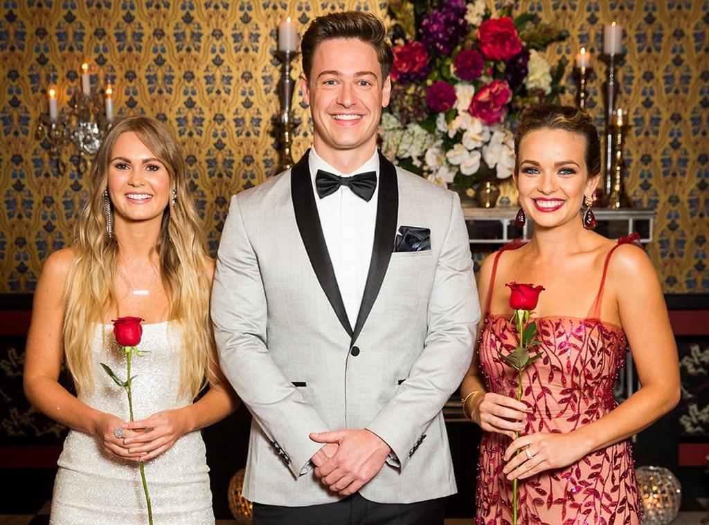 Bachelor Australia dating Louise Dating ragazza davvero breve