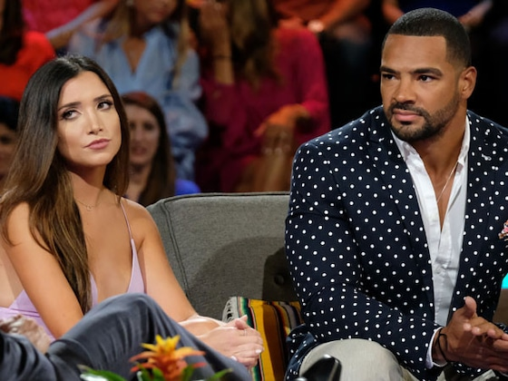 Watch What Really Went Down Between Clay and Nicole at the <i>Bachelor in Paradise</i> Finale