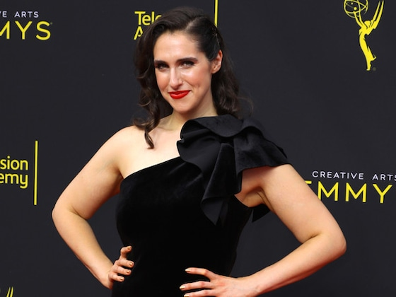 <I>The Good Place</i>'s Megan Amram Is Living Her Dream (Even Without an Emmy)</I>