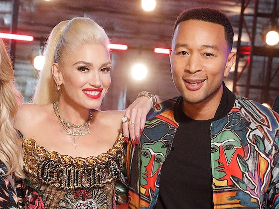"Gwen Stefani and John Legend Call <i>The Voice</i>'s PCAs Nomination ""Magical"""