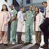 ERs 25th anniversary - cast