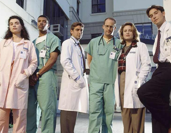 ER Turns 25: Where Is the Star-Studded Cast Now?