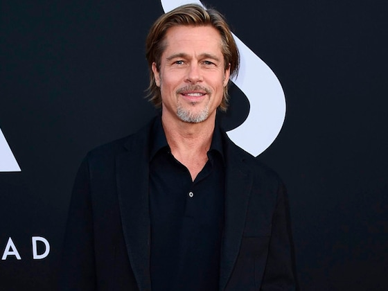 Swoon! Brad Pitt Has the Perfect Movie Star Reaction to His PCAs Nomination