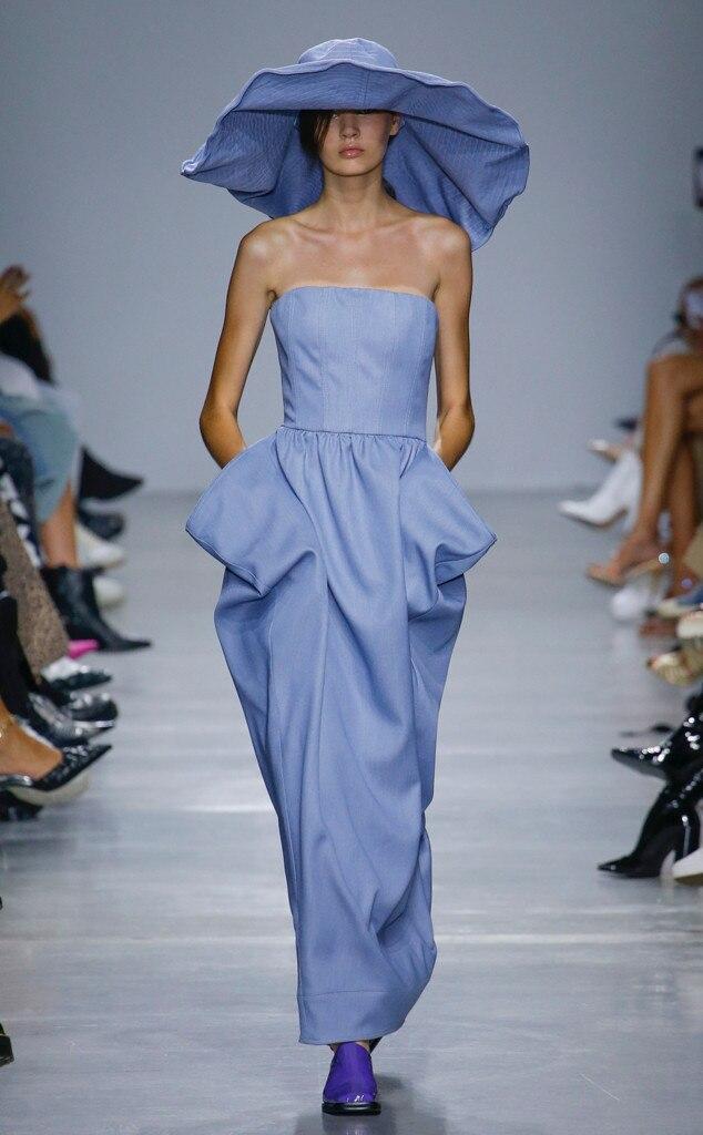 Best Looks Widget, 2019 London Fashion Week, Annakiki