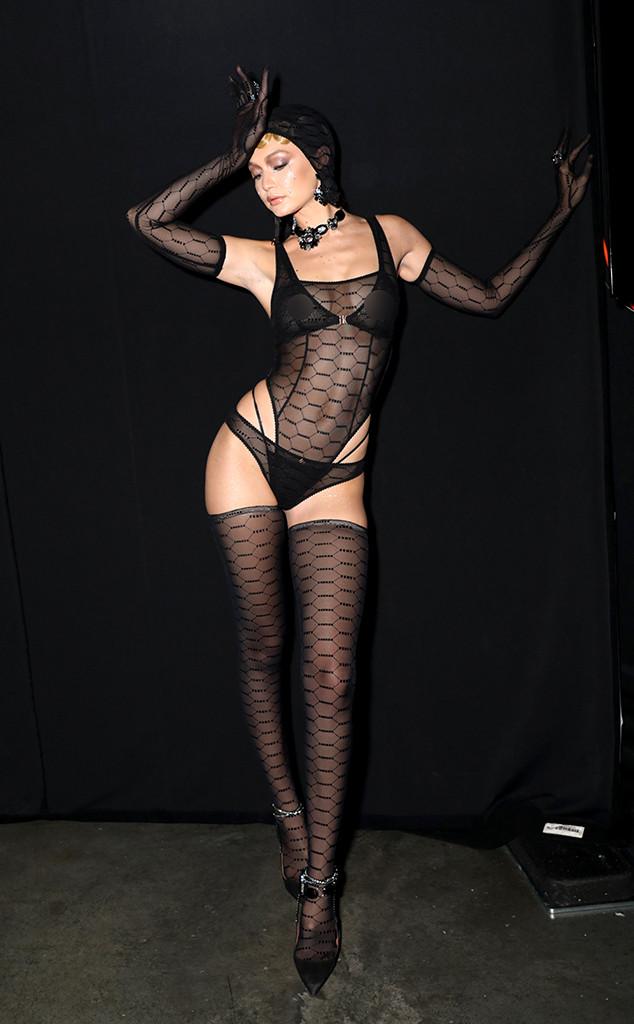 Savage x Fenty show, Gigi Hadid