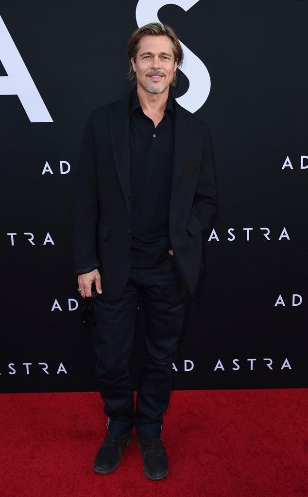 Brad Pitt, Ad Astra premiere