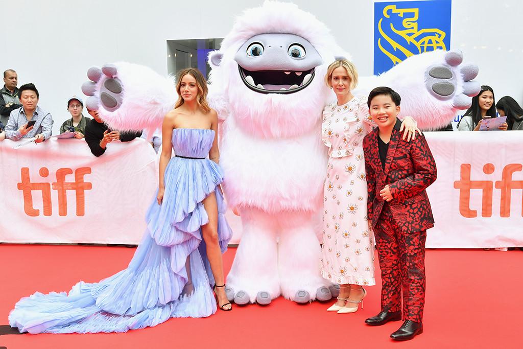 "Chloe Bennet, 2019 Toronto International Film Festival - ""Abominable"" Premiere"