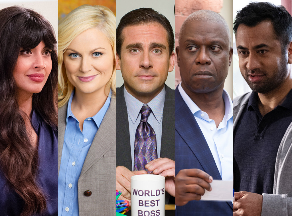 Mike Schur, TV Shows