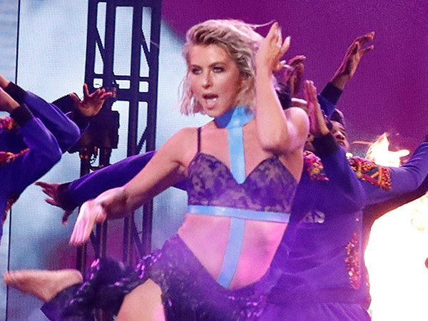 """Julianne Hough Returns to Music After Almost 10 Years With New Song """"Transform"""""""