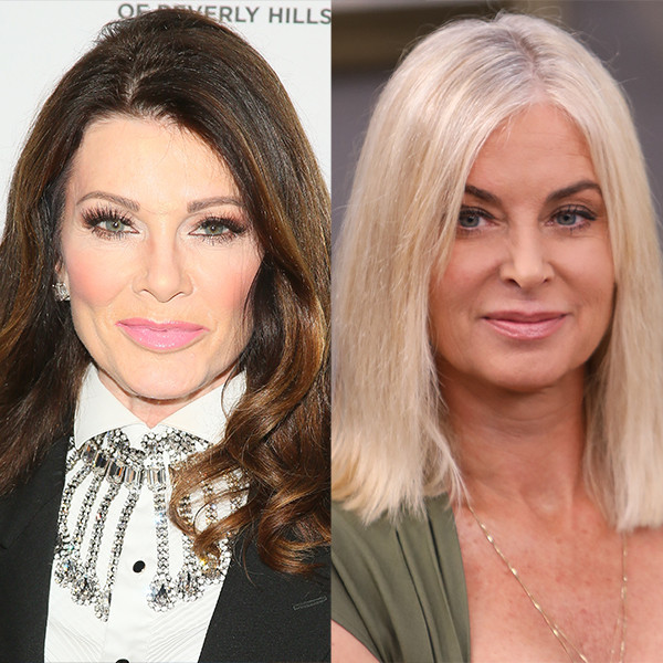 "Lisa Vanderpump Slams Eileen Davidson for Calling Her Real Housewives Exit a ""P---y Move"""