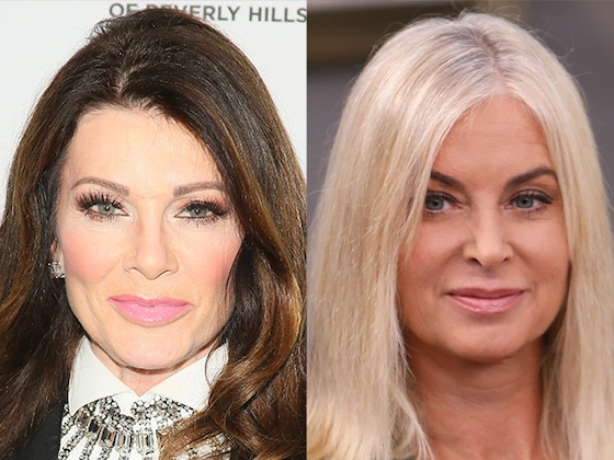 "Lisa Vanderpump Slams Eileen Davidson for Calling Her <i>Real Housewives</i> Exit a ""P---y Move"""