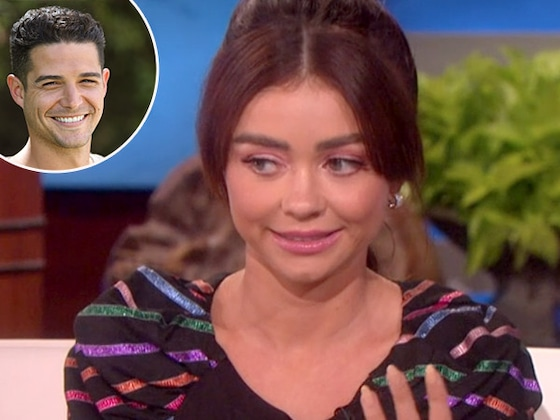 Sarah Hyland Told Fiancé Wells Adams What Engagement Ring to Get