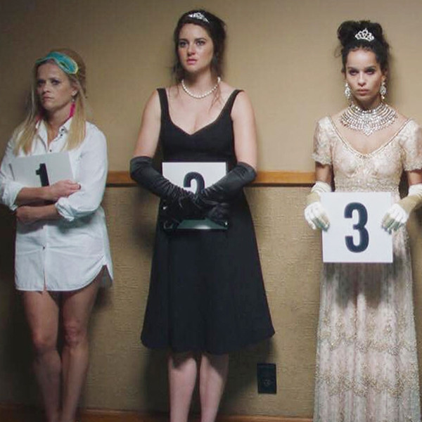 Big Little Lies Group Halloween Costume: How to Pull It Off