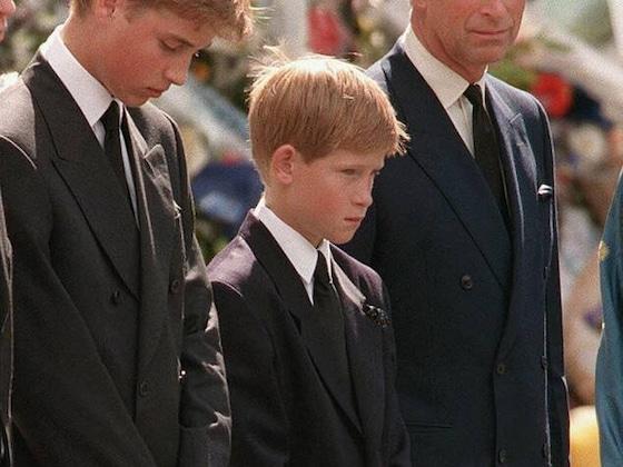 El príncipe Harry contó cómo luchó contra la depresión tras la muerte de su madre