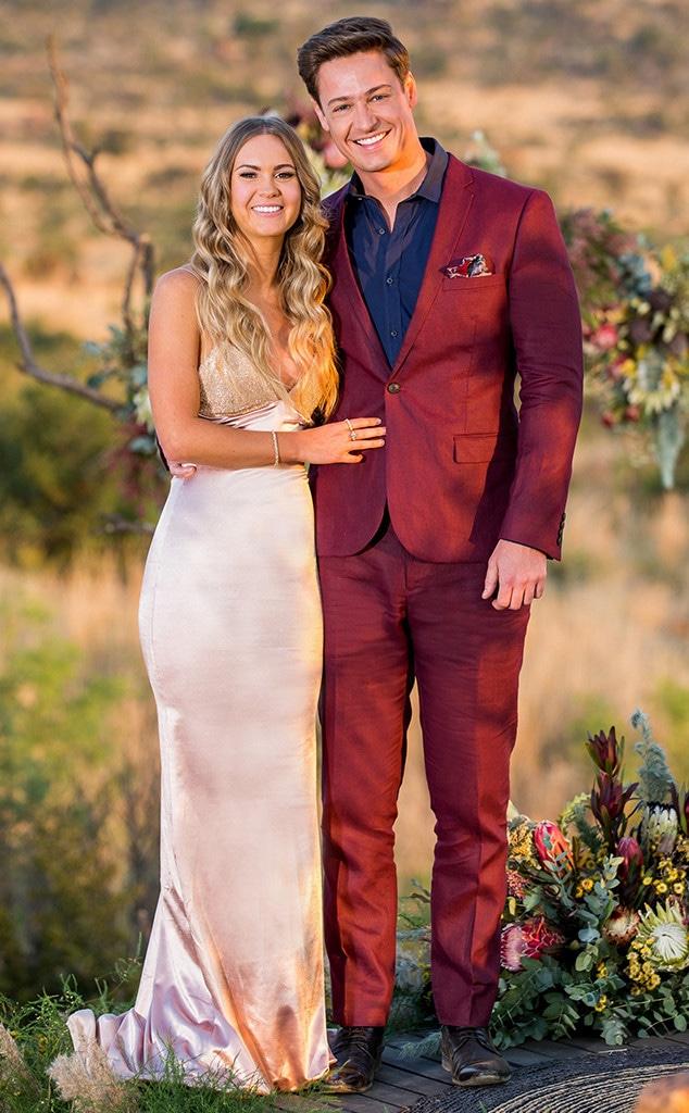 Matt Agnew, Chelsie McLeod, The Bachelor Australia