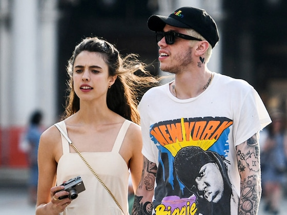 Pete Davidson and Margaret Qualley Break Up After Brief Romance