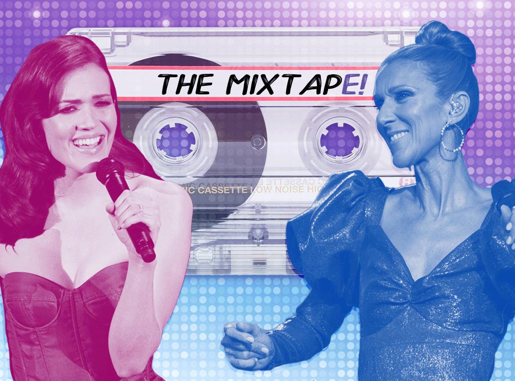 The MixTapE!, Mandy Moore, Celine Dion
