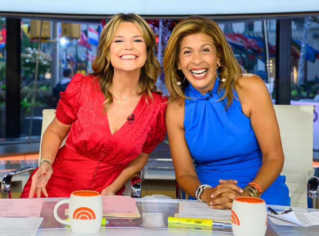Savannah Guthrie, Hoda Kotb, TODAY