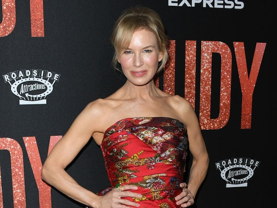 Renée Zellweger Is So Unfazed By Oscar Buzz for <i>Judy</i> Performance