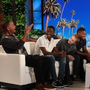 Ellen DeGeneres, Will Smith