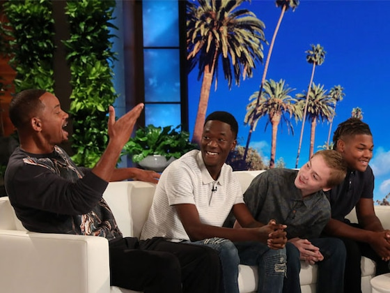 Will Smith Surprising These Viral High Schoolers Will Send You Smiling Into the Weekend