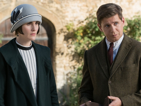 <I>Downton Abbey</I> Stars Allen Leech and Elizabeth McGovern Spilled a Bunch of Delightful Secrets