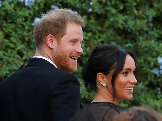 Meghan Markle and Prince Harry Attend Misha Nonoo's Star-Studded Wedding