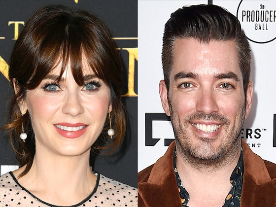 "Inside Zooey Deschanel and Jonathan Scott's ""Surprising"" New Romance"