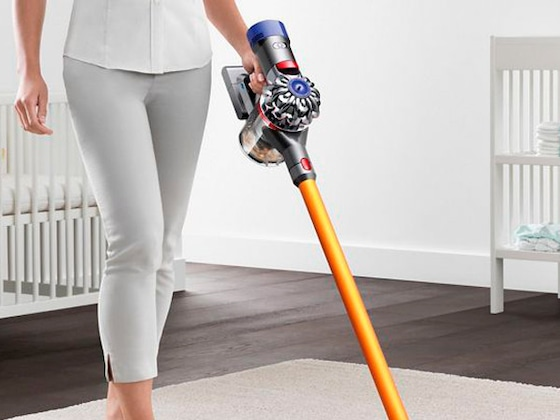 Dyson Flash Sale: Save $140 on Cordless Vacuums