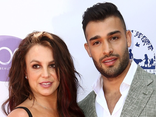 Britney Spears Makes Rare Red Carpet Appearance to Support Boyfriend Sam Asghari