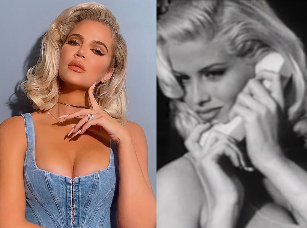 Anna Nicole Smith, Khloe Kardashian
