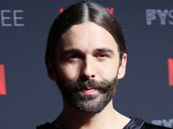 <i>Queer Eye</i> Stars Send Their Love After Jonathan Van Ness Reveals He's HIV-Positive