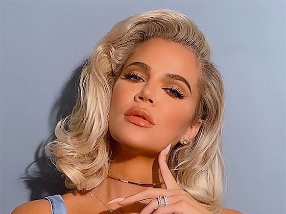 Khloe Kardashian Channels Anna Nicole Smith and Tristan Thompson Is into It