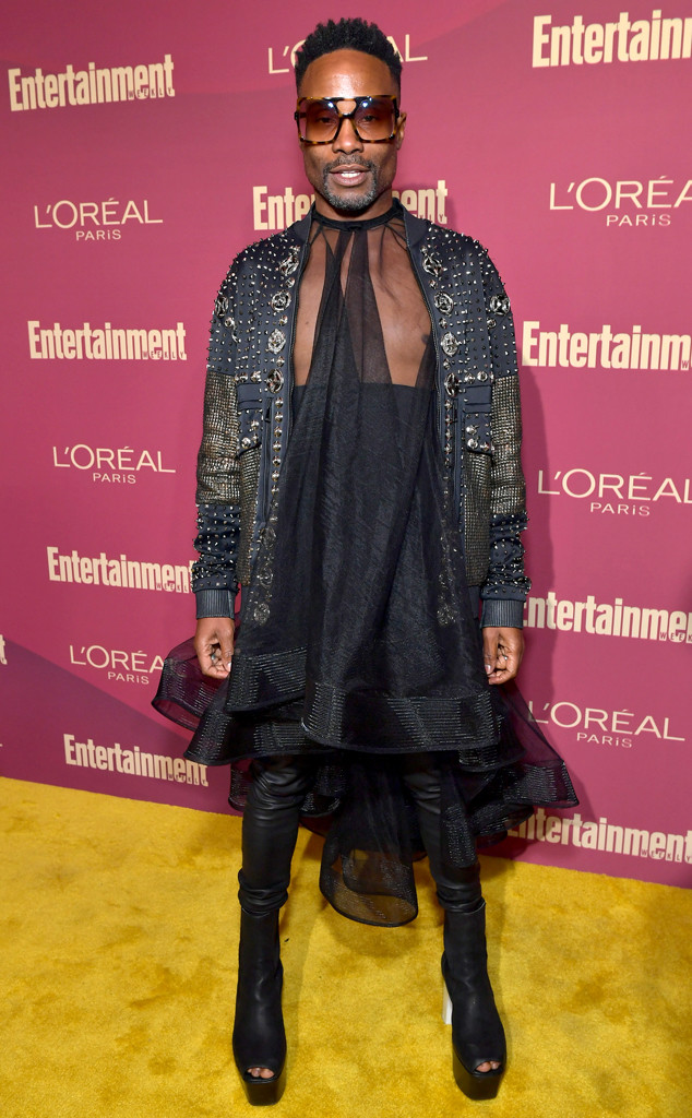Billy Porter, Emmy Party 2019