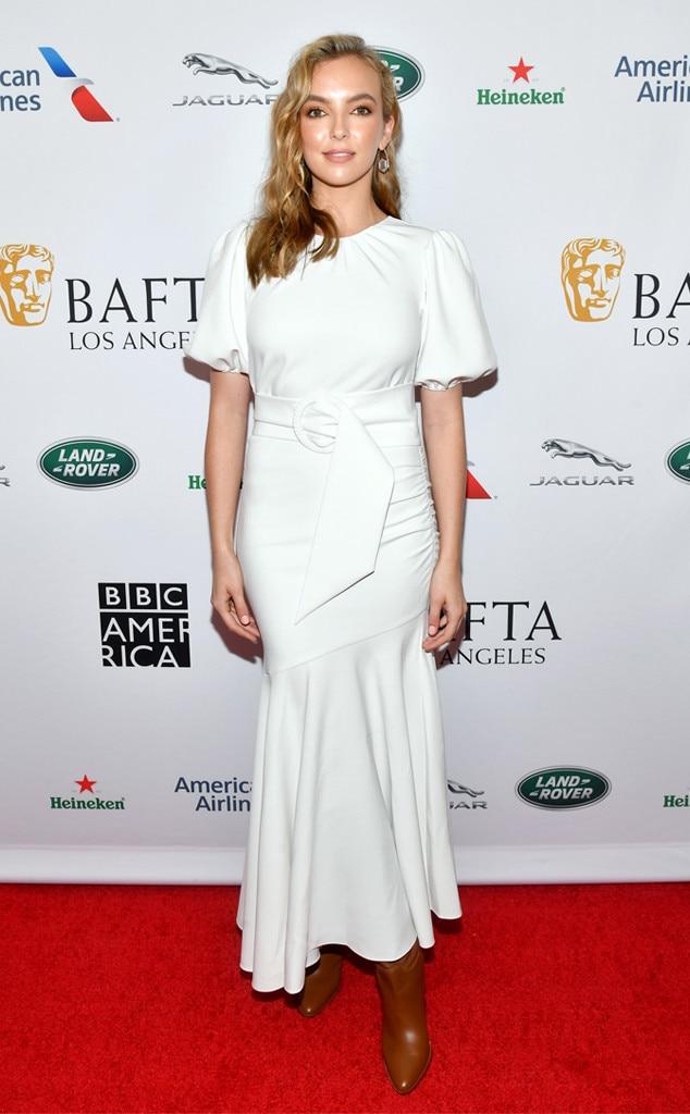 Jodie Comer, BAFTA Los Angeles TV Tea Party 2019