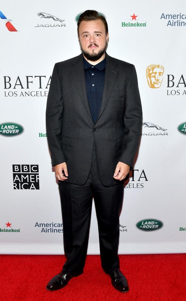 John Bradley, BAFTA Los Angeles TV Tea Party 2019