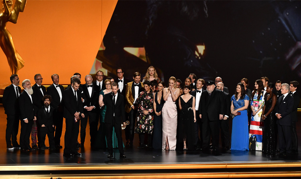 Game of Thrones', 2019 Emmy Awards, Emmys, Winners