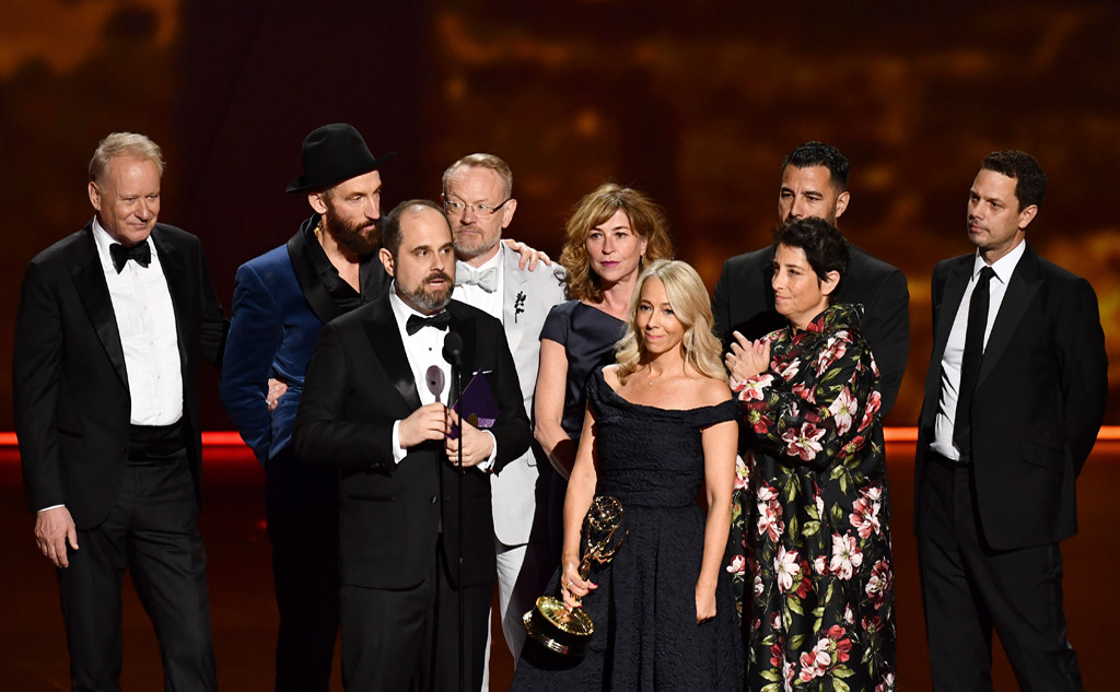 Chernobyl Cast, 2019 Emmy Winners