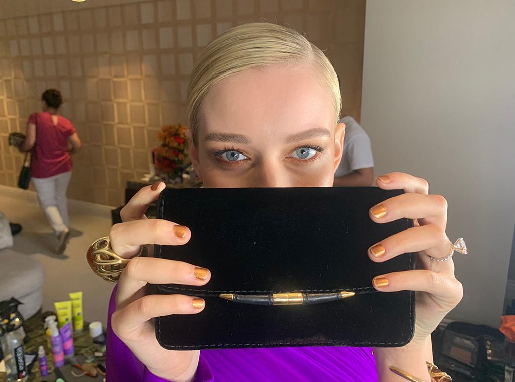 Julia Garner, Manicures, 2019 Emmys