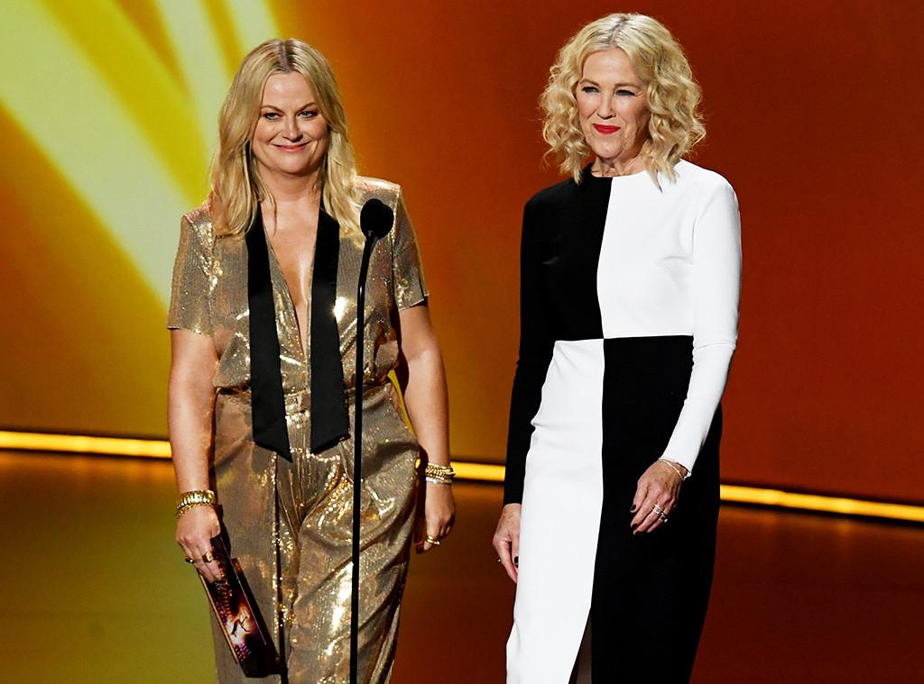 Amy Poehler, Catherine O'hara, 2019 Emmys