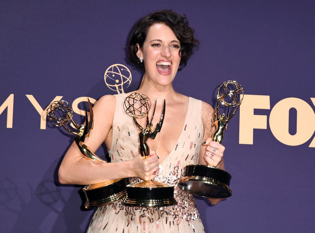 Phoebe Waller-Bridge, 2019 Emmy Awards, Emmys, Candids