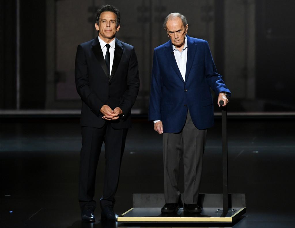 Ben Stiller, Bob Newhart, 2019 Emmy Awards