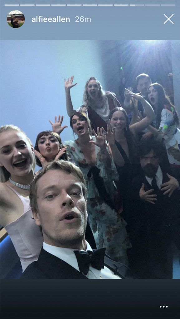 Game of Thrones Cast, Alfie Allen
