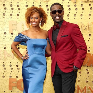 2019 Emmy Awards, Couples, Ryan Michelle Bathe, Sterling K. Brown