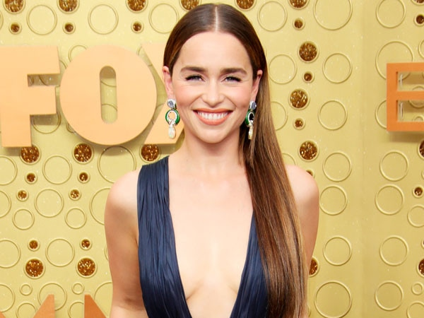 Emilia Clarke Is Feeling the Pain After Tearing Up the Emmys 2019 Dance Floor